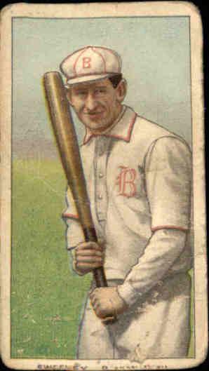 1909-11 T206 #477 Bill Sweeney/Boston