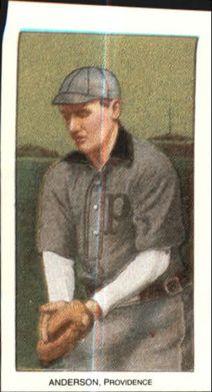 1909-11 T206 #10 John Anderson ML