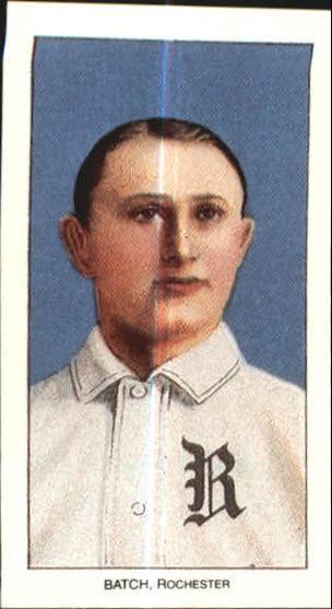 1909-11 T206 #23 Emil Batch ML
