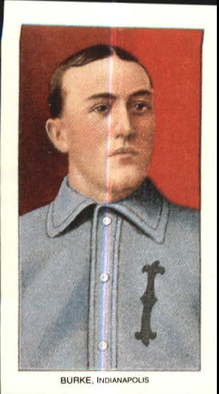 1909-11 T206 #63 Jimmy Burke ML