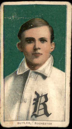 1909-11 T206 #66 John Butler ML