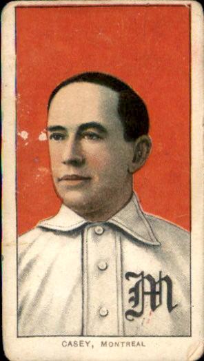 1909-11 T206 #75 Doc Casey ML