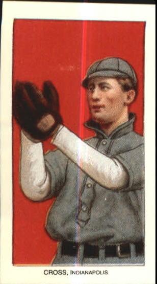 1909-11 T206 #115 Monte Cross