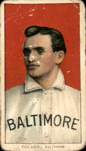 1909-11 T206 #397 Phil Poland ML