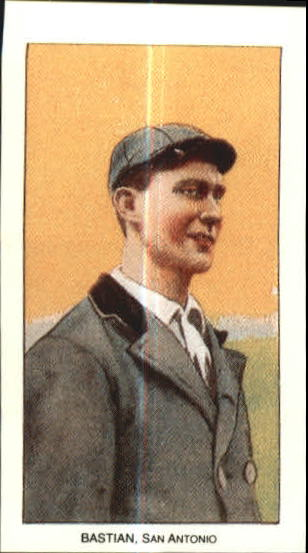 1909-11 T206 #22 Jack Bastian SL