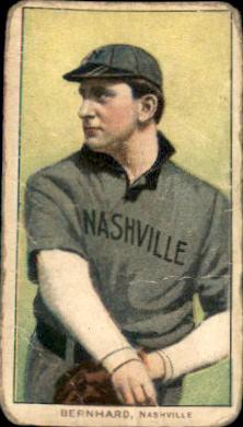 1909-11 T206 #38 Bill Bernhard SL