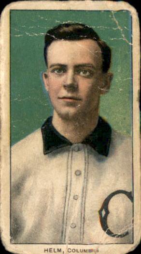 1909-11 T206 #208 J.Ross Helm SL