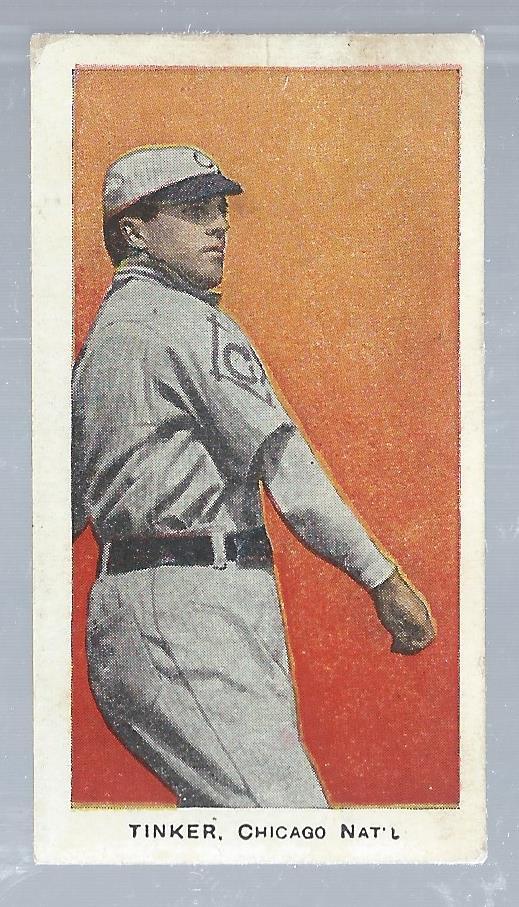 1910 Standard Caramel E93 #26 Joe Tinker