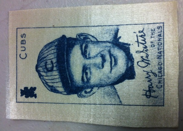 1911 S74 Silks #65 Harry McIntire