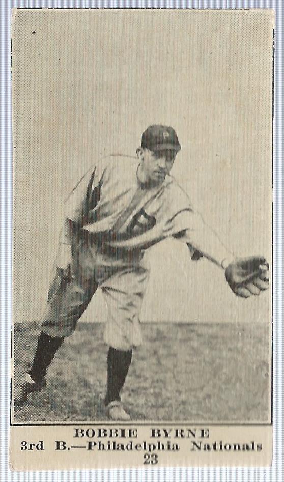 1917 Collins-McCarthy E135 #23 Bobbie Byrne
