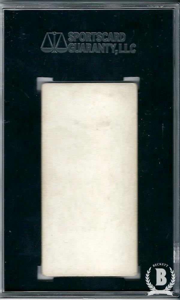 1933-36 Zeenut PCL #25 Dan Hafey/Dan Hafey/Dan Hafey back image