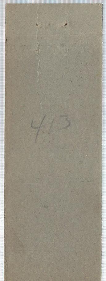 1934 Diamond Match Co. Silver Border #104 Chuck Klein back image