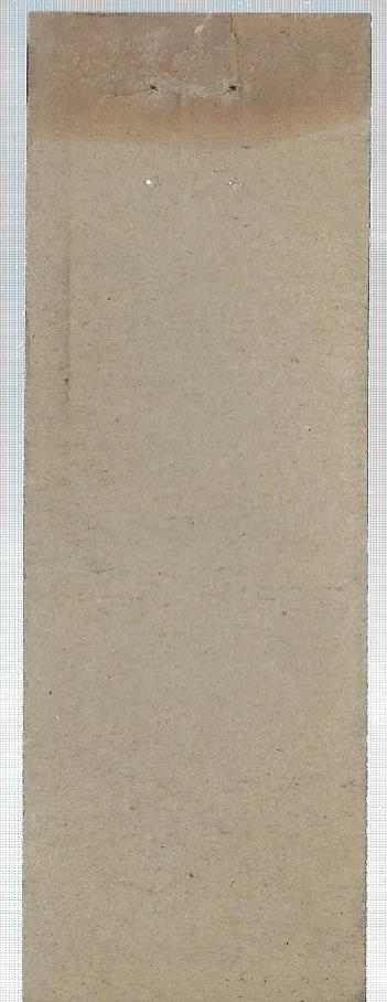 1936 Diamond Match Co. Series 3 Type 2 #1 Claiborne Bryant back image