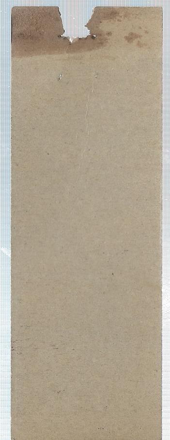 1936 Diamond Match Co. Series 3 Type 2 #4 James A. Collins back image