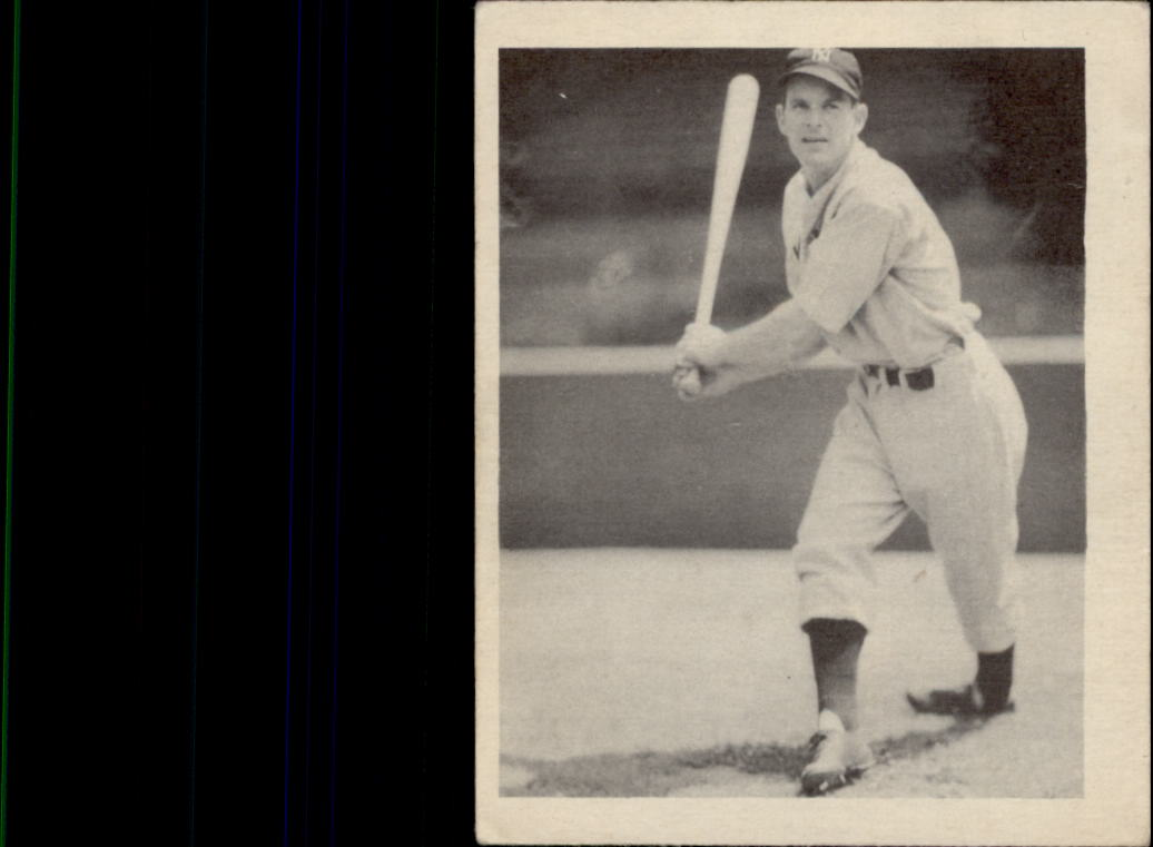 1939 Play Ball #25 George Selkirk RC