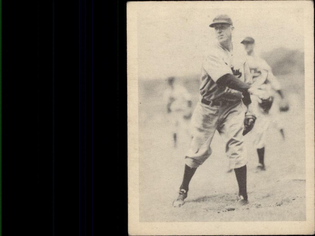 1939 Play Ball #28 Sylvester Johnson RC