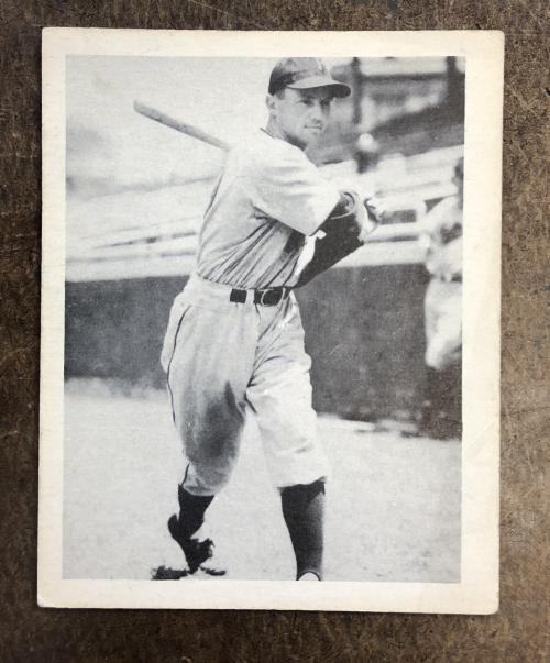 1939 Play Ball #45 Merrill May RC
