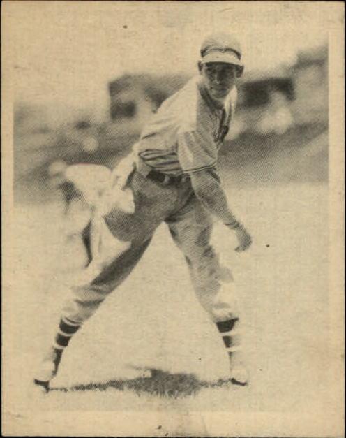 1939 Play Ball #54 Harry Gumpert RC