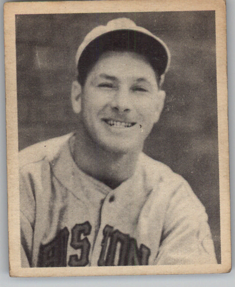1939 Play Ball #57 Buddy Hassett RC