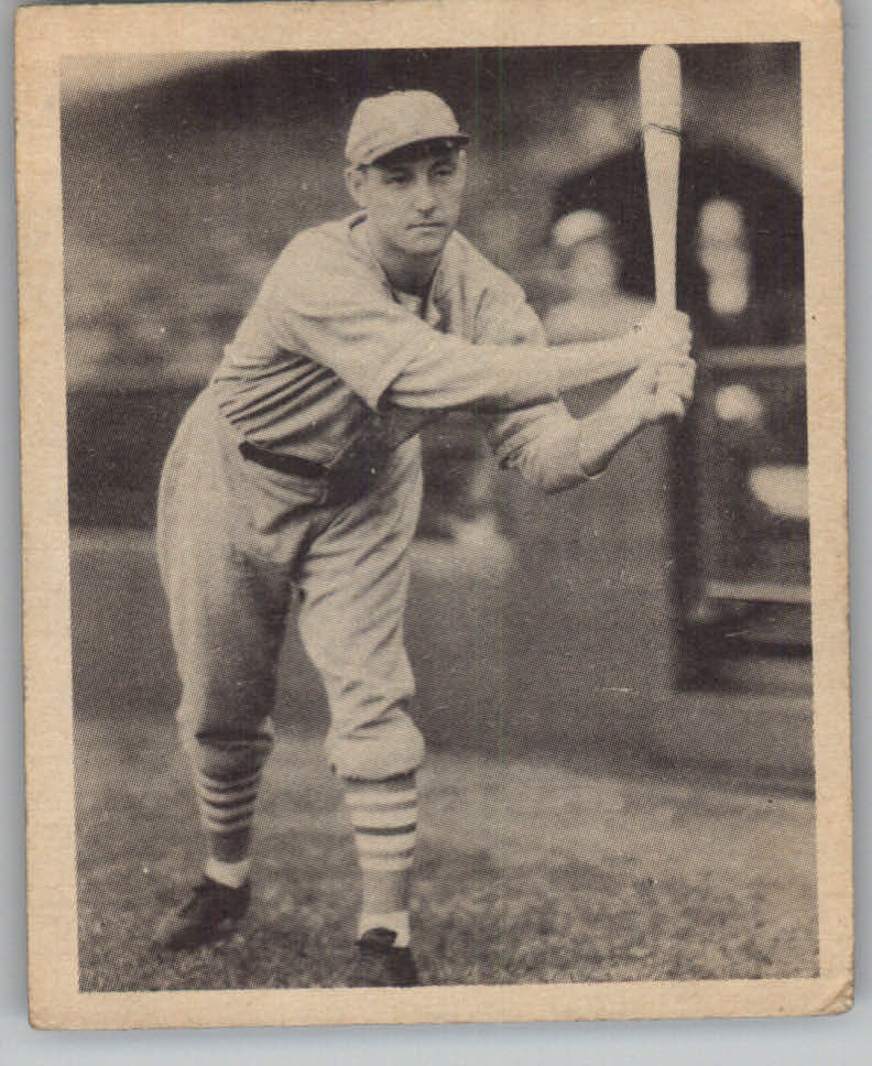 1939 Play Ball #93 Charles Gelbert RC
