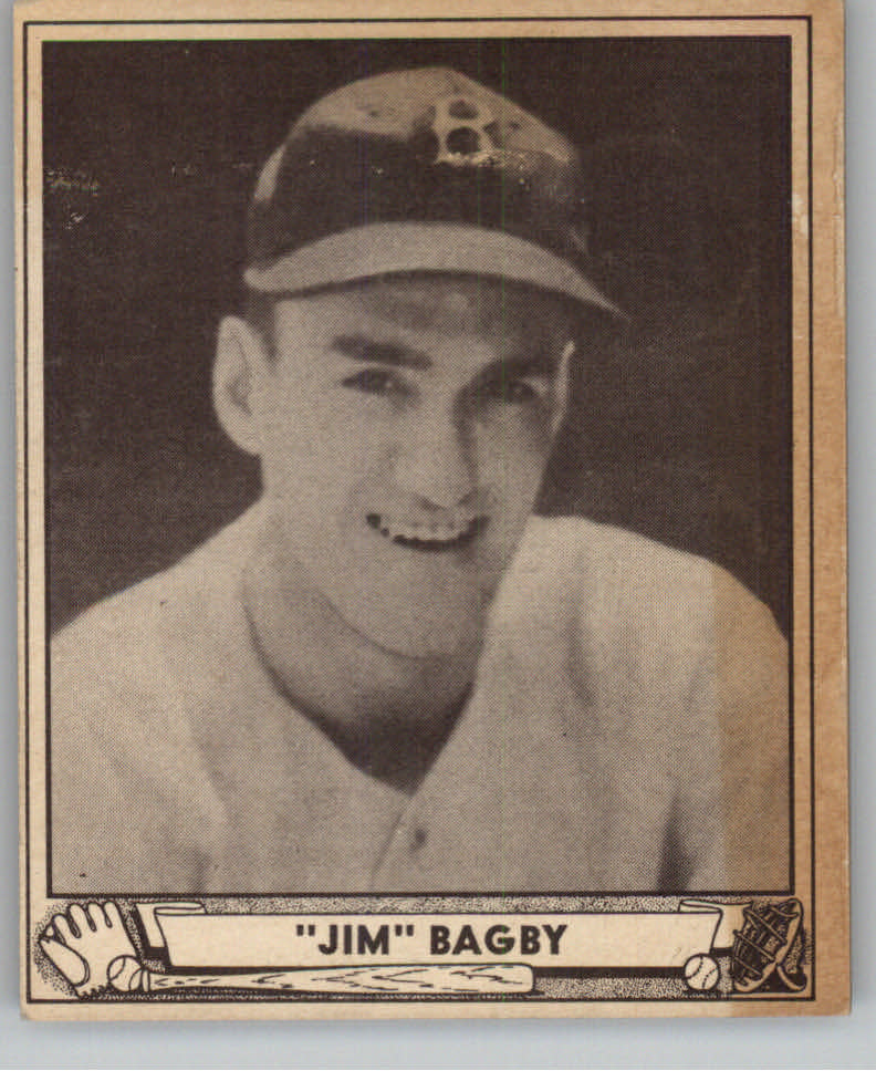 1940 Play Ball #32 Jim Bagby