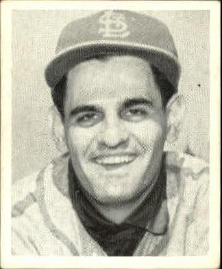 1941 Cardinals W754 #6 Frank Crespi