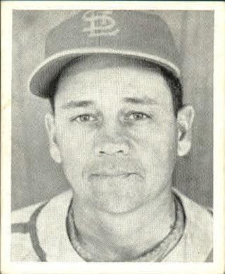 1941 Cardinals W754 #15 Gus Mancuso