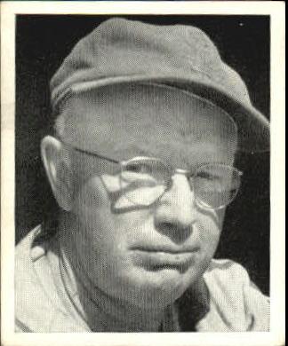 1941 Cardinals W754 #27 Buzzy Wares