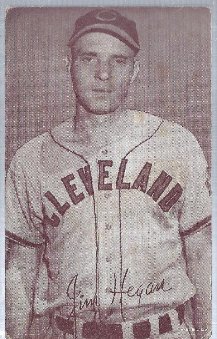 1947-66 Exhibits #91 Jim Hegan