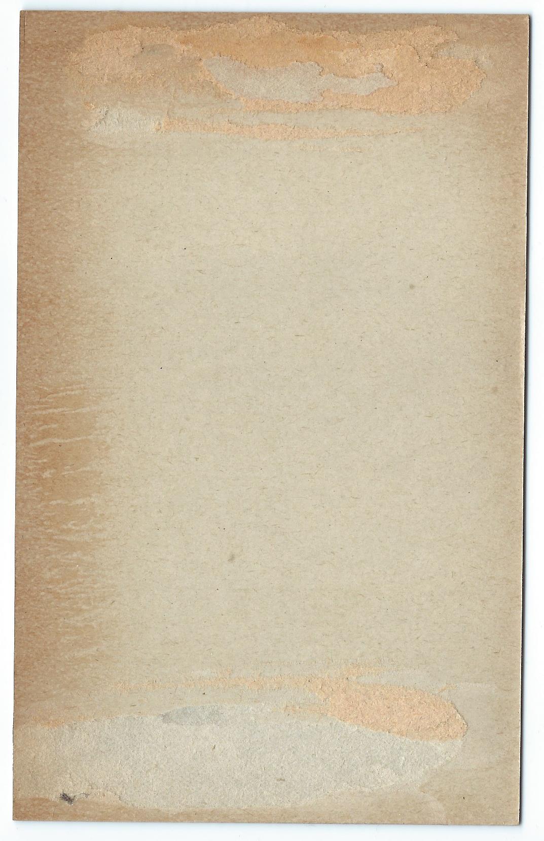 1947-66 Exhibits #113 George Kell back image
