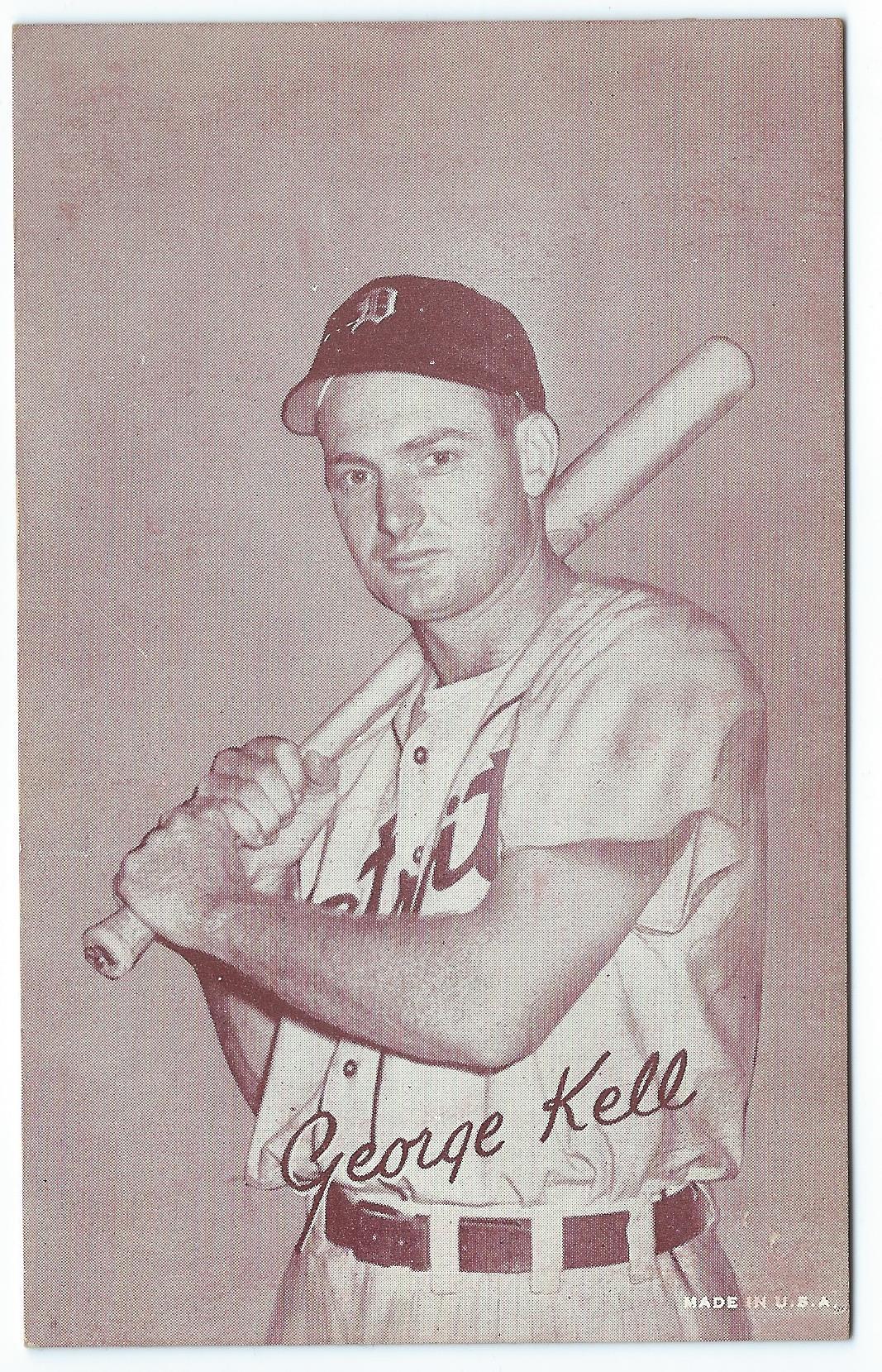 1947-66 Exhibits #113 George Kell