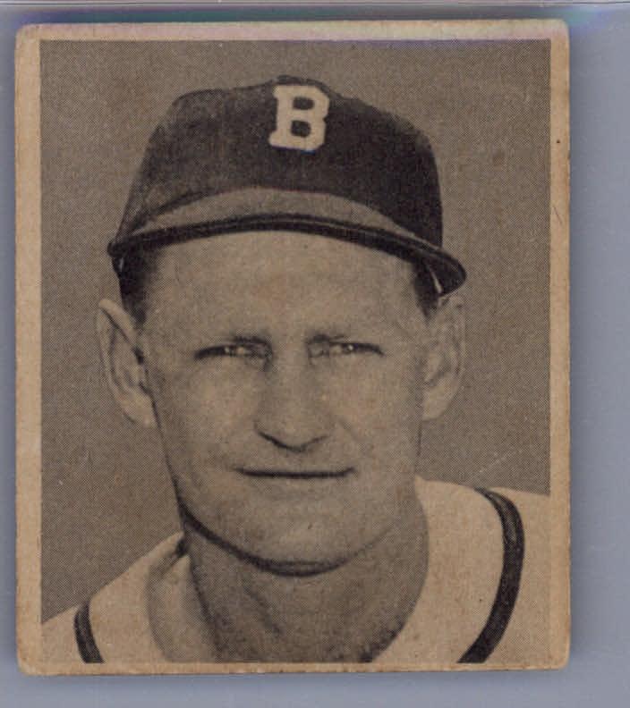 1948 Bowman #1 Bob Elliott RC