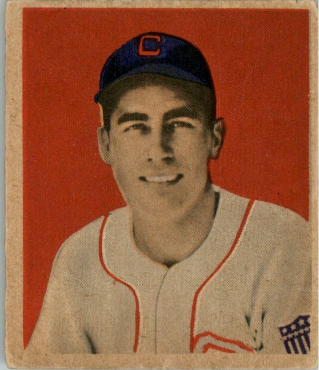 1949 Bowman #28 Don Kolloway RC