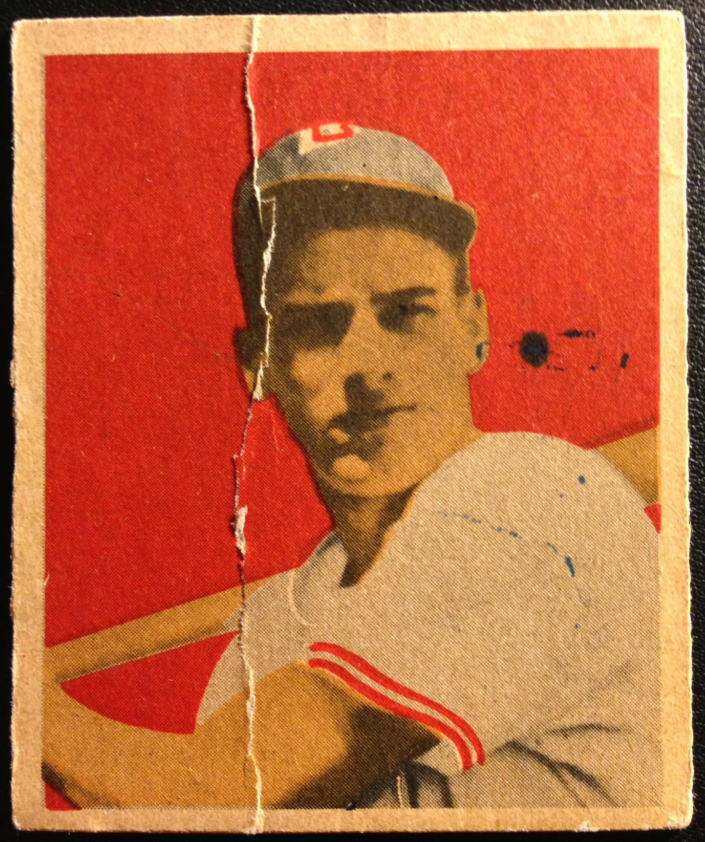 1949 Bowman #39 Billy Goodman RC