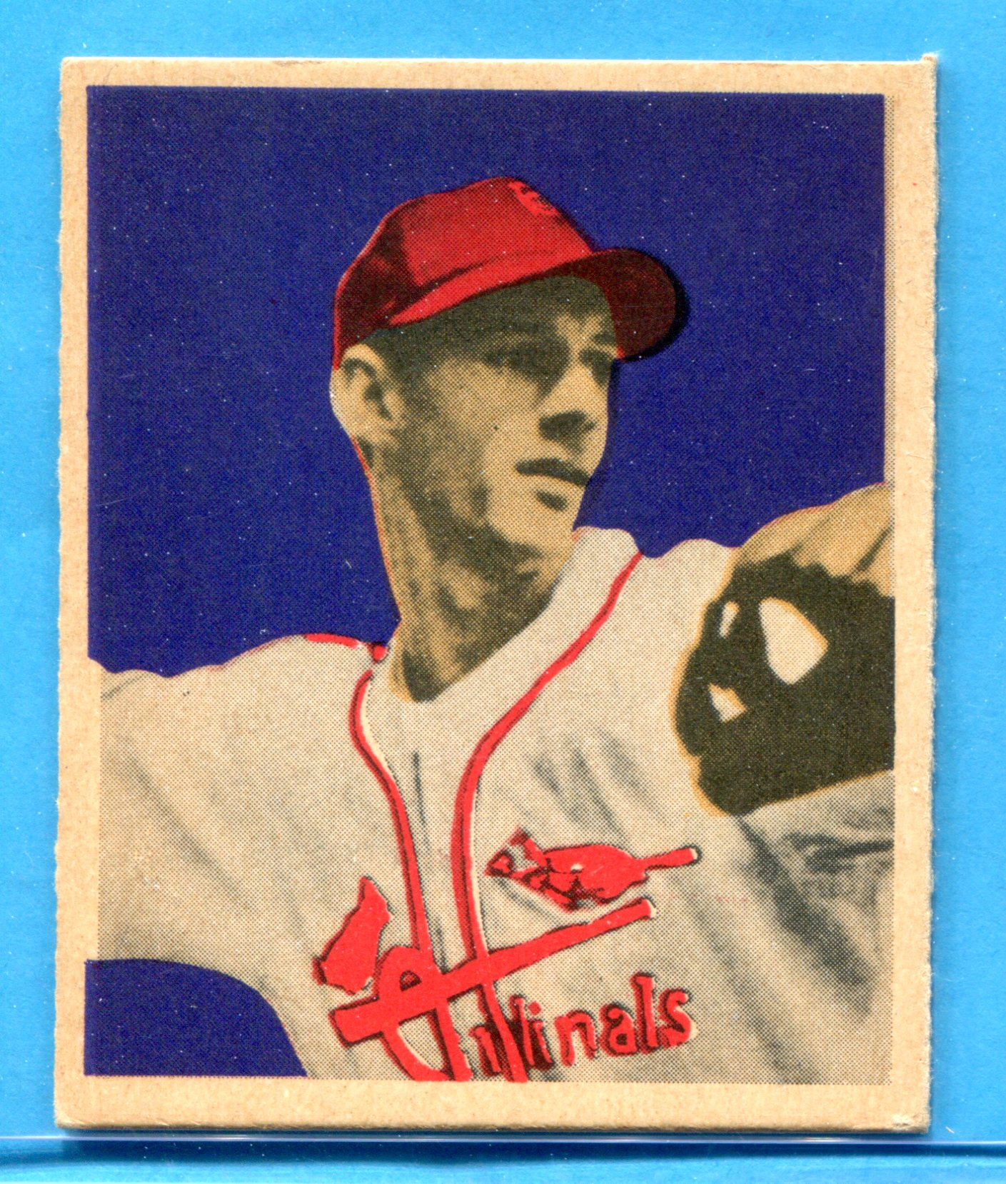 1949 Bowman #54 Marty Marion