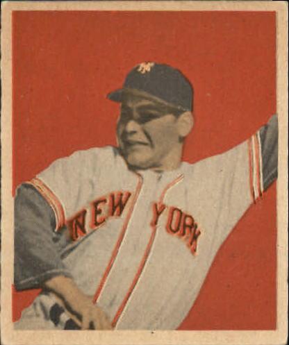 1949 Bowman #59 Jack Lohrke