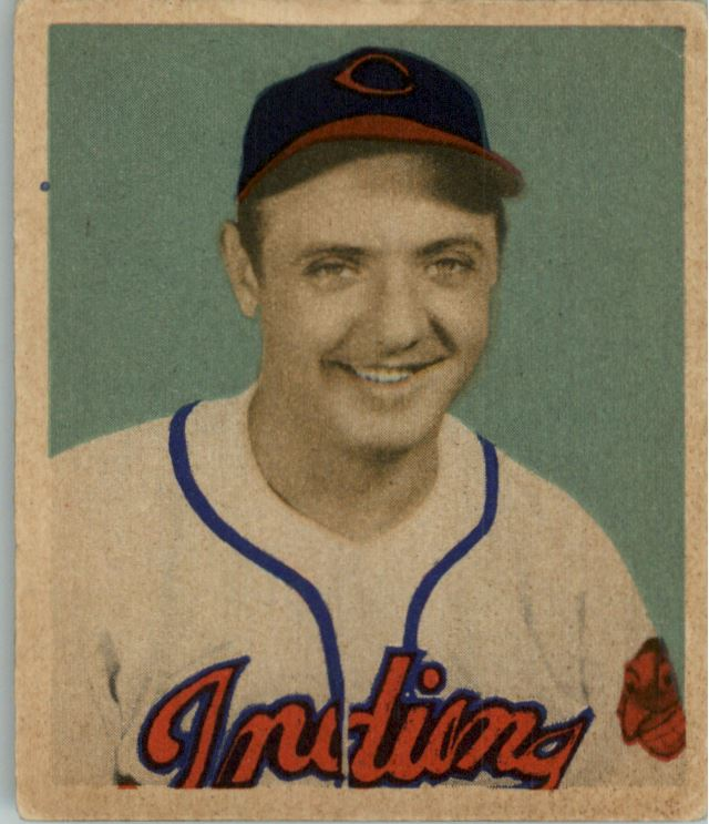 1949 Bowman #78A Sam Zoldak NNOF RC(no player name on front)