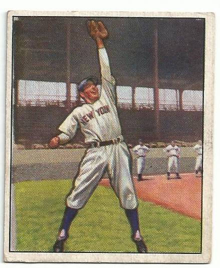 1950 Bowman #11 Phil Rizzuto