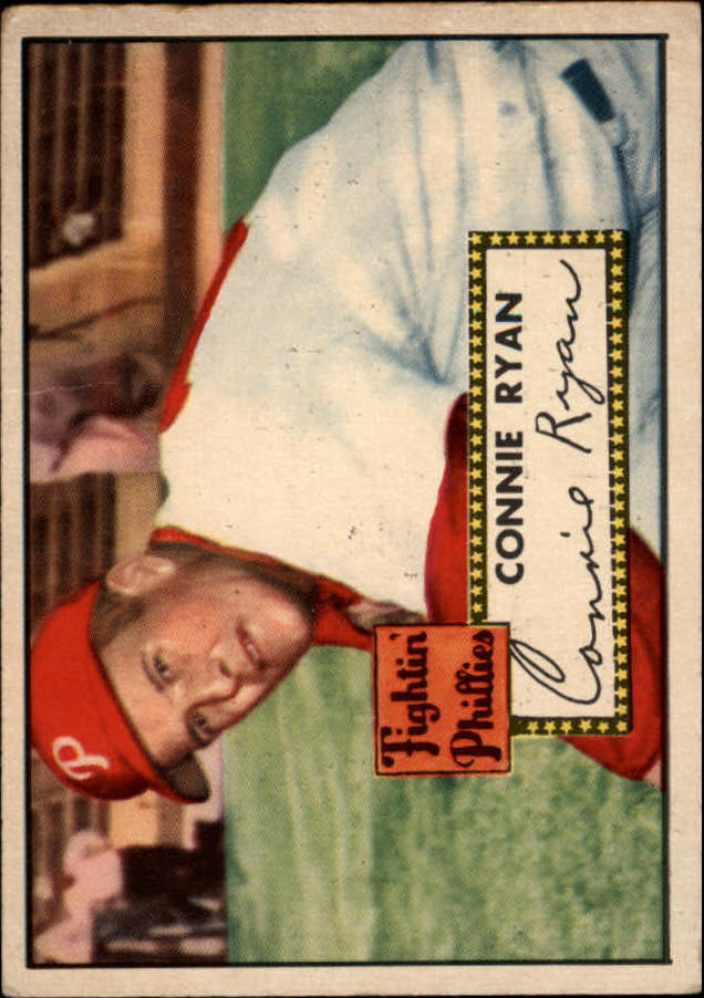 1952 Topps #107 Connie Ryan