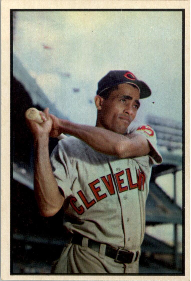 1953 Bowman Color #86 Harry Simpson