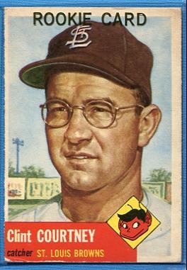 1953 Topps #121 Walt Dropo