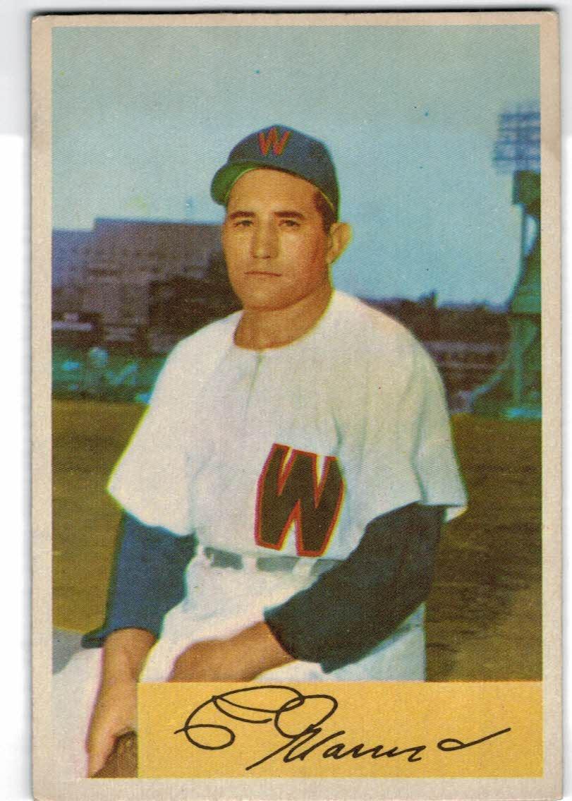 1954 Bowman #200 Conrado Marrero