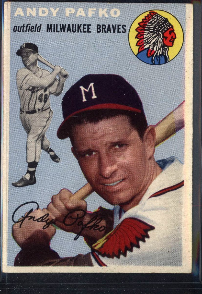 1954 Topps #79 Andy Pafko