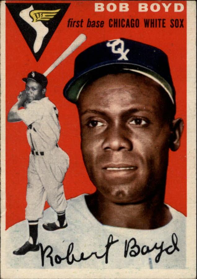 1954 Topps #113 Bob Boyd