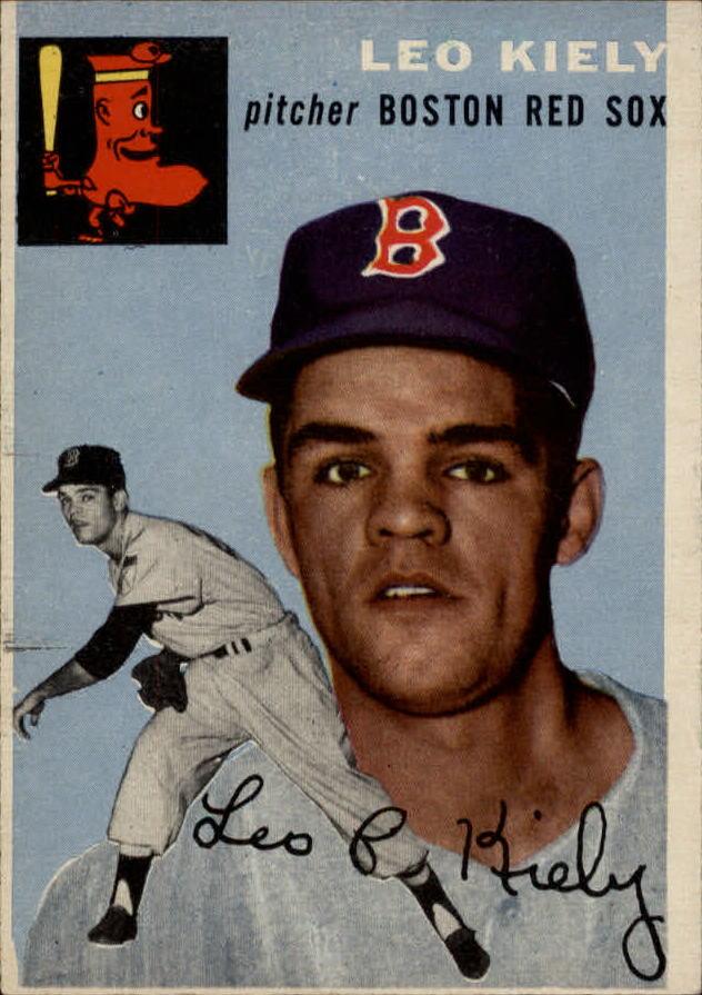 1954 Topps #171 Leo Kiely