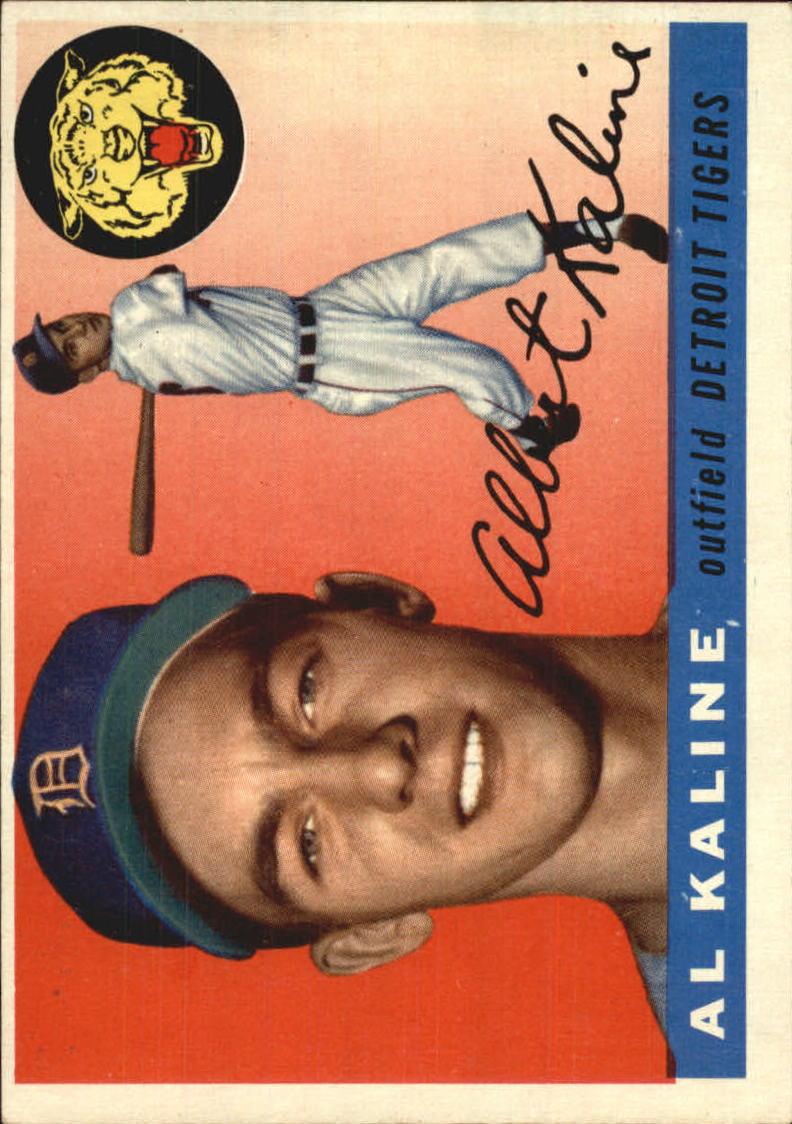 1955 Topps #4 Al Kaline