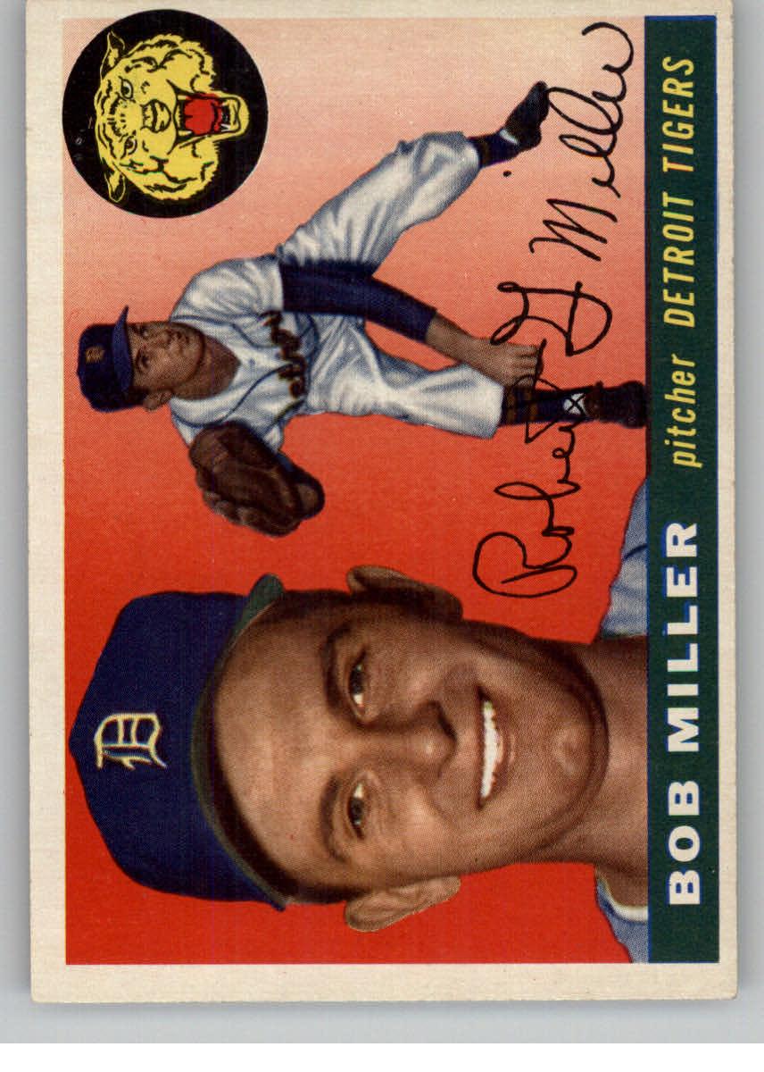 1955 Topps #9 Robert Miller