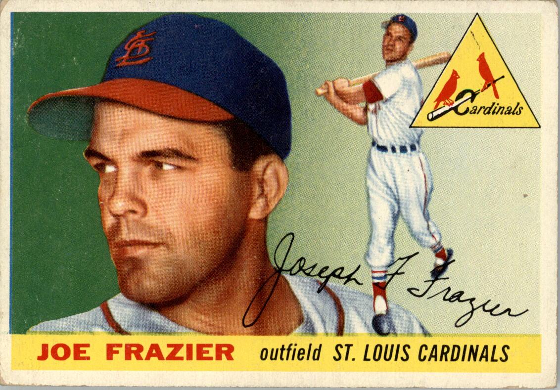1955 Topps #89 Joe Frazier RC