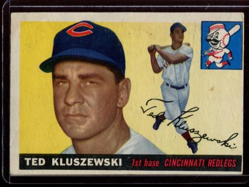 1955 Topps #120 Ted Kluszewski
