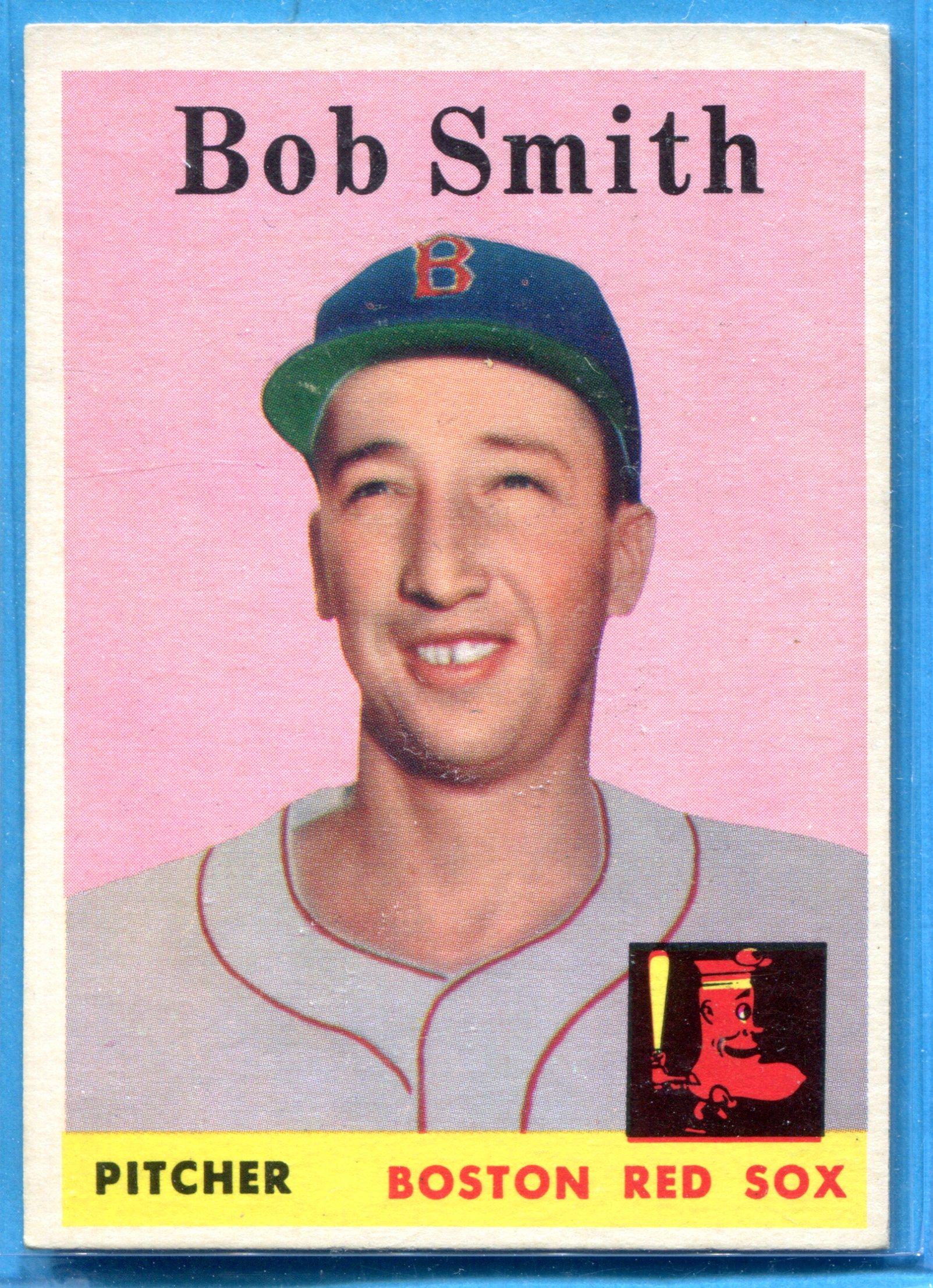 1958 Topps #445 Bob Smith RC